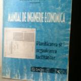Moise Tuturea - Manual de Inginerie Economica