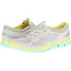 Pantofi sport femei SKECHERS Gratis | Produs original | Se aduce din SUA | Livrare in cca 10 zile lucratoare de la data comenzii - Adidasi dama
