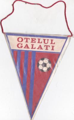 Fanion fotbal Otelul Galati foto