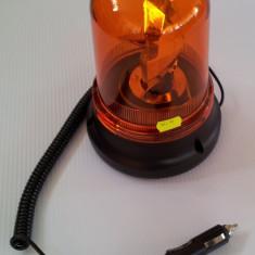 Girofar WL 14 prindere magnetica 24v - Girofar Auto