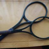 Două rachete de tenis Dunlop max 200g