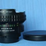 OBIECTIV MC MIR -20M 3.5/20, M42 - Obiectiv DSLR