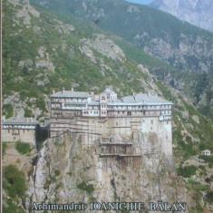 PELERINAJ LA MUNTELE ATHOS - Ioaniche Balan - Carti ortodoxe