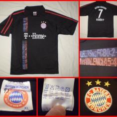 Tricou Fotbal BAYERN MUNCHEN - RIBERY : Tricou De colectie! Destinat colectionarilor,fanilor , suporterilor . RAR