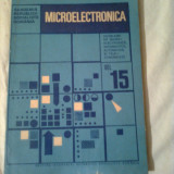 MICROELECTRONICA - PROBLEME DE MICROELECTRONICA, INFORMATICA, AUTOMATICA SI TELECOMUNICATII  ~ MIHAI DRAGANESCU (vol.15)