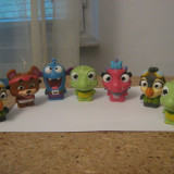 Lot 7 figurine McDonalds - Figurina Desene animate