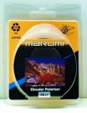 vand Filtru Marumi  46 mm  - CPL Circular Polarizing Filter  JAPAN