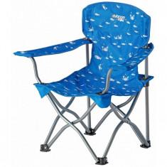 Scaun Vango Little Venice Chair Copii Blue pliabil