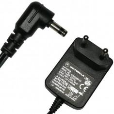 Incarcator Motorola mufa groasa - Incarcator telefon Motorola, De priza