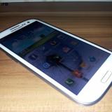 Samsung s3 urgent - Telefon mobil Samsung Galaxy S3, Alb, 16GB, Neblocat, Quad core, 1 GB