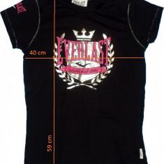 Tricou sport casual EVERLAST original (dama M) cod-168760, Marime: M