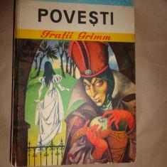 Fratii Grimm - Povesti ( cu ilustratii - Livia Rusz ) - Carte de povesti