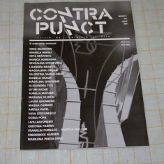 Contrapunct - Revista de literatura si arta - numarul 3 (mai august) 2001