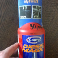 Aditiv curatare injectoare comma diesel magic - Aditivi auto