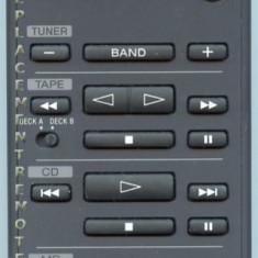 Telecomanda sony rm-se5 pt sistem audio sony MHC-EX50, MHC-EX70, MHC-EX90. - Telecomanda aparatura audio