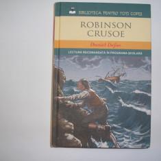 Robinson Crusoe - Daniel Defoe, rf4/3, RF10/3 - Carte Basme