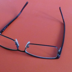 Rame ochelari de vedere Police negri - Rama Police, Barbati, Negru, Dreptunghiulare, Rama intreaga, Clasic