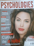 REVISTA PSYCHOLOGIES NR. 4 IANUARIE 2008 - Angelina Jolie