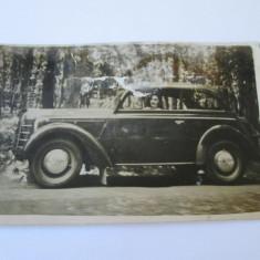FOTOGRAFIE AUTOTURISM DIN ANII 30, Transporturi, Romania 1900 - 1950