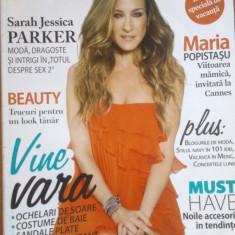 REVISTA MARIE CLAIRE IUNIE 2010 - Sarah Jessica Parker