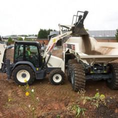 Buldoexcavator TEREX - Anglia NOU - Super Oferta! - Utilitare auto