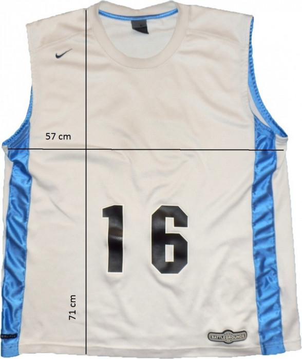 Maieu sport baschet basketbal streetball NIKE BattleGrounds tesatura respirabila (L) cod-168977 foto mare