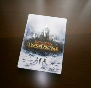 Joc XBOX 360 - The Lord of the Rings War in the North Steelbook , nou