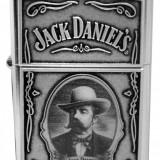 ZIPPO Bricheta Colectie Jack Daniels Editie Limitata Autentica Made in USA