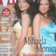 REVISTA VIVA NR. 112 OCTOMBRIE 2005 - Mihaela si Monica