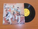 TRIO DE SANTA CRUZ (EDD 1049) disc vinil mediu EP vinyl pickup pick-up, electrecord