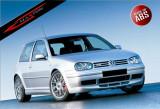 Prelungire bara fata VW Golf IV 25th Anniversay, Volkswagen, GOLF IV (1J1) - [1997 - 2005]