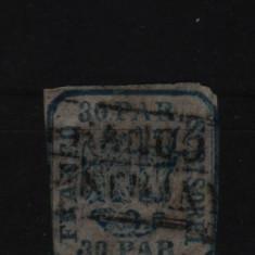 1862 l.p. 10 stampilat