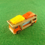 Matchbox SuperFast N*11 CAR TRANSPORTER Made in England c. 1976 Lesney Products & C. Este in stare buna.