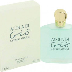 Armani Acqua di Gio dama Made in France - Parfum femeie Armani, Apa de toaleta, 100 ml