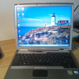 Dell d 600 - Laptop Dell, Intel Centrino, 1 GB, Sub 80 GB, Windows 7