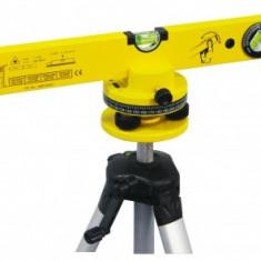 NIVELA LASER CU SUPORT ALUMINIU SI TREPIED 400MM - Nivela laser rotativa