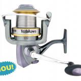 Mulineta Yoshikawa XW10000 - 13 rulmenti pentru pescuit la CRAP model 2014