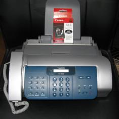 Fax Canon B820 + 1 cartus negru original BX -3 - Imprimanta Multifunctionala Canon Pixma MG2250