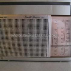 Radio vintage - Aparat radio, Analog