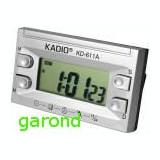 Ceas auto, digital, cu alarma si calendar/05022