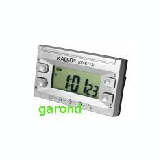 Ceas auto, digital, cu alarma si calendar/05022 - AlcoolTest auto
