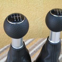 Manson + Nuca Piele Perforata Audi A3 S3 in 5/6 viteze pret 150 lei - Nuca schimbator