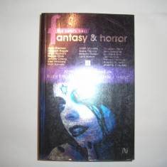 The year`s best fantasy and horror. Antologie (volumul 1),rf4/3