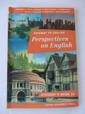 PATHWAY TO ENGLISH , PERSPECTIVES  ON ENGLISH  STUDENT,S BOOK 10 .