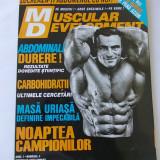MUSCULAR DEVELOPMENT NUMARUL 4, SEPTEMBRIE 2004 . - Revista barbati