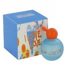 Moschino Cheap&Chic I Love Love EDT mini 4, 9 ml pentru femei - Parfum femeie Moschino, Apa de toaleta, Mai putin de 10 ml