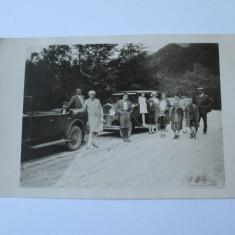 FOTO MASINI DE EPOCA DIN ANII 20 - Fotografie, Transporturi, Europa