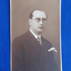 FOTOGRAFIE VECHE TIP CARTE POSTALA * FOTO-REMBRANDT - JASSY - 1930
