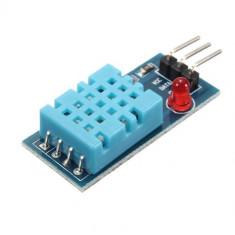 Modul DHT11 Senzor de temperatura si umiditate Arduino / PIC / AVR / ARM / STM32