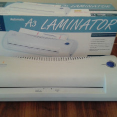 LAMINATOR A3 CATHEDRAL SECURITY PRODUCTS - Masina de laminat